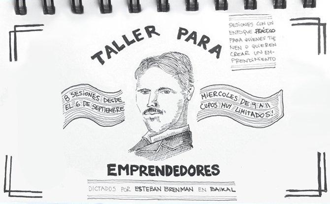 Taller para emprendedores