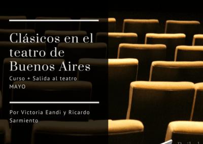 Clásicos en elteatro de Buenos Aires (1)