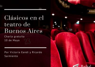 Clásicos en elteatro de Buenos Aires (2)