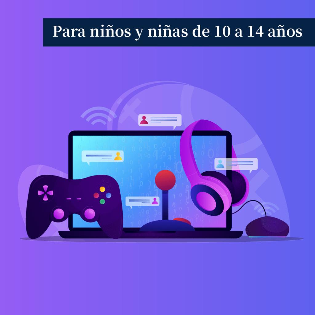 Programá tus propios juegos