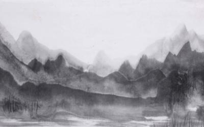 Sumie: la danza de la tinta y el pincel