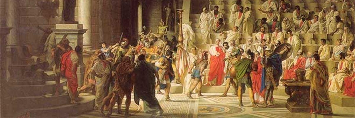 La República Romana - banner