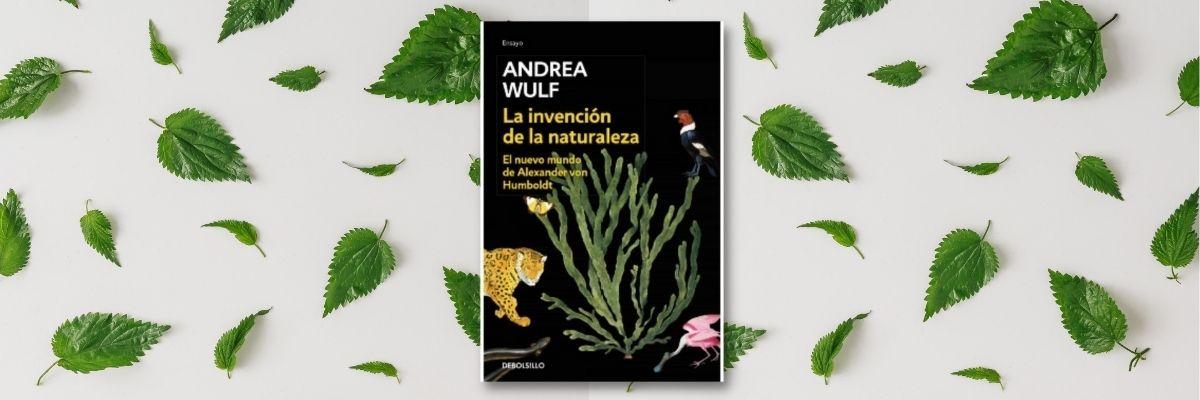 Presentación del libro La invención de la naturaleza de Andrea Wulf - banner