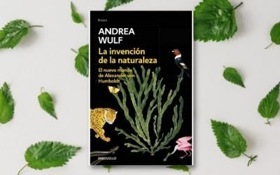 Presentación del libro de Andrea Wulf