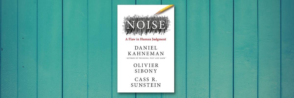 Presentación del libro Noise - banner