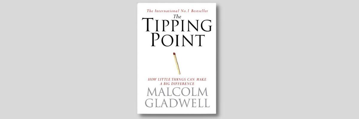 Presentación del libro Tipping Point - Banner