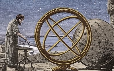 Historia de la astronomía