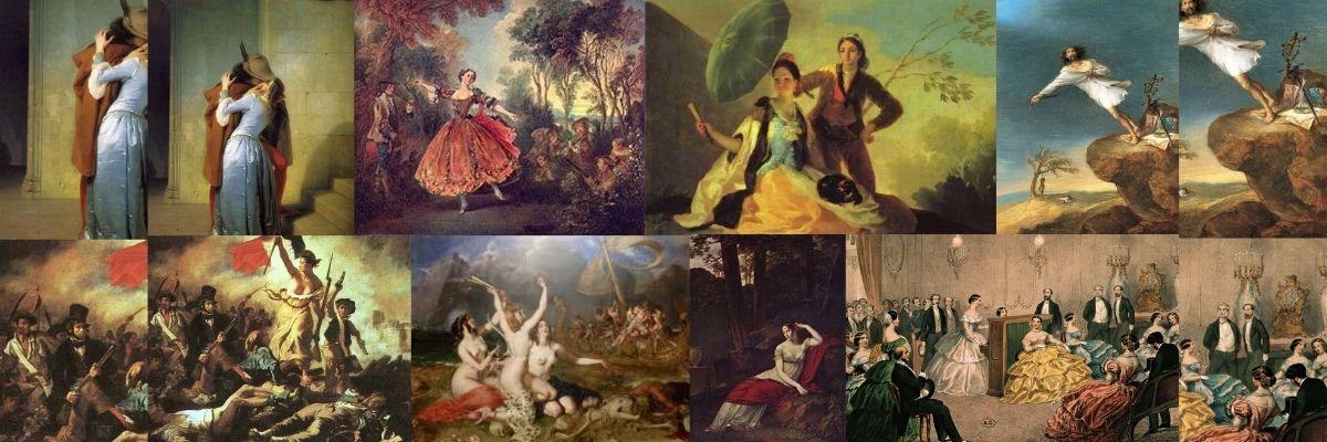 La Era de las Revoluciones el Romanticismo - banner